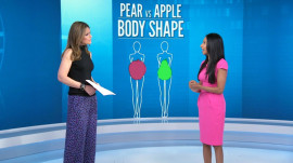 Apple-shaped women are at greater risk for heart attacks, new study says