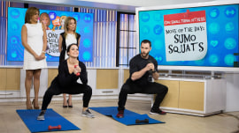 Learn One Small Thing to be fit: Sumo squats