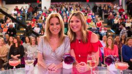 Watch Kathie Lee and Jenna move into Megyn Kelly's studio