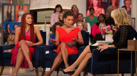 Vanessa Williams and daughter, Jillian Hervey, discuss heart disease and how to get screened