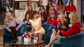 Patricia Clarkson, Emily Mortimer: 'The Party' stars visit Megyn Kelly TODAY
