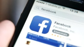 Facebook claims people spending less time on it is a good thing