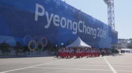 On eve of Winter Olympics, norovirus hits Pyeongchang