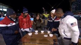 TODAY anchors get schooled in Korean etiquette
