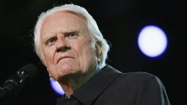 Rev. Billy Graham has died at age 99