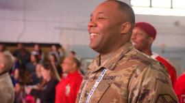 Al Roker and Craig Melvin visit US troops in South Korea