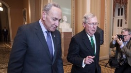 Senate reaches 'breakthrough' budget deal to avoid shutdown