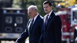 White House aide Rob Porter steps down amid allegations from 2 ex-wives