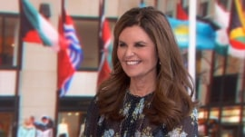 Maria Shriver talks about her new book, 'I've Been Thinking'