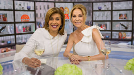 Kathie Lee's set to debut her new song, 'Love Me to Death'