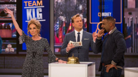 Battle of the Sexes: Kathie Lee and Sheinelle vs. our Guys Tell All panel