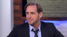 Josh Lucas talks about starring in 'Parisian Woman' with Uma Thurman