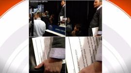 Tom Brady's MVP acceptance speech appears to be already prepared