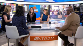 Savannah Guthrie's anxiety dream: Losing all her teeth!