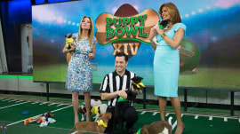 Meet the 'ruff'-aree of Puppy  Bowl 14 (and 9 adorable puppies!)