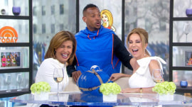 Watch Marlon Wayans model a wearable sleeping bag