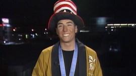 Jonny Moseley, Scott Hamilton, others on winning a medal at the Olympics