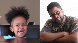 New Father Chronicles: My first REAL interview with my toddler