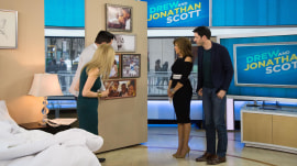 Jonathan and Drew Scott show how to decorate with personal pictures