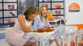 KLG and Hoda taste test the most popular jelly bean flavors