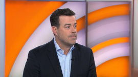 Carson Daly opens up about his anxiety disorder: 'It's how I'm hardwired'