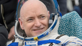 Scott Kelly's DNA was altered by his year in space, NASA says