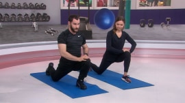 Learn One Small Thing to be fit: Hip flexor, pigeon stretch