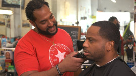 How barbershops fight high blood pressure among African-American men