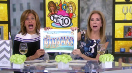 Kathie Lee and Hoda are sending a lucky viewer to the Bahamas