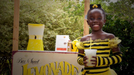 Meet the young entrepreneur whose lemonade is stirring a buzz