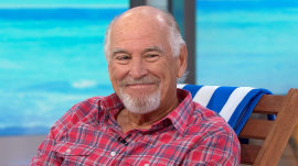 Jimmy Buffett talks about Broadway musical 'Escape to Margaritaville'