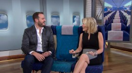 'Points guy' Brian Kelly reveals how to get a better seat on a plane