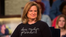 Former Hillary Clinton campaign aide Jennifer Palmieri on why women should cry more