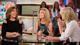 Kathie Lee and Hoda tell Megyn Kelly about their new books