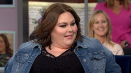 Chrissy Metz opens up about her father, stepfather and new book 'This Is Me'