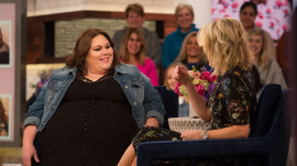Chrissy Metz opens up about her weight, confidence and how she hopes to inspire others