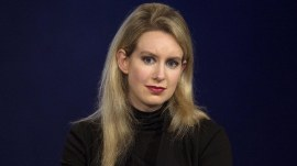 Elizabeth Holmes, founder of Theranos, charged with massive fraud