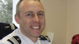 'Hero' officer who sacrificed himself to save hostage in France dies of injuries
