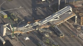Victims of the Florida bridge collapse have been identified