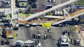 Florida bridge collapse: Death toll rises to at least 6