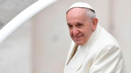'Pope Francis: A Man of His Word': Exclusive first look at new documentary