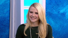 Elizabeth Smart on finding resilience after tragedy and horror