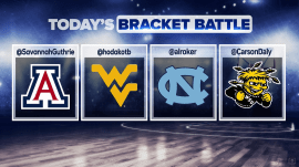 March Madness is upon us, and the TODAY anchors are ready
