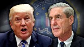 President Trump calls out Robert Mueller on Twitter