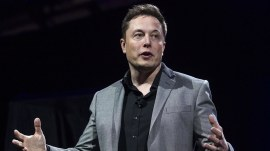 Elon Musk is poaching writers from The Onion for secret comedy project