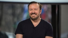 Ricky Gervais on his Netflix special: 'It's me whingeing about the world'