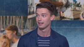 Patrick Schwarzenegger on landing his first leading role in 'Midnight Sun'