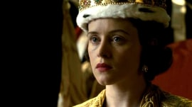 Queen's portrayer on 'The Crown' paid less than her male co-star, spurring outrage