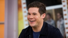 Actor Adam DeVine talks about his new movie, 'Game Over, Man'