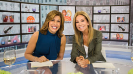 Kathie Lee and Hoda are both on the NYT best-seller lists!
